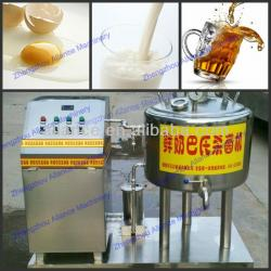 0086 13663826049 Hot sales ! Milk /juice /soft ice cream pasteurizer machine