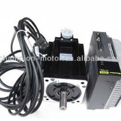 1.8KW ac brushless servo motor and driver