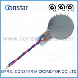 10~12mm 3V brush coin type vibration motor use for Mobile phone and health protection equipment