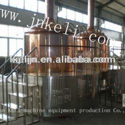 1000L-3000L turnkey microbrewery equipment, brewing equipment