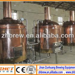1000L copper brew kettle
