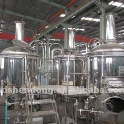 1000L Professional Micro Beer Brewing Equipment In Machinary