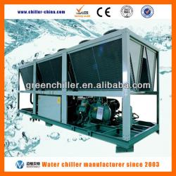 100Ton Air Cooled Screw Chiller for Medical, Water Chiller Plant