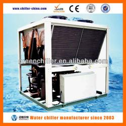 110HP Industrial Screw Air Cooled Chiller
