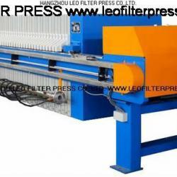 1250 Membrane Filter Press System from Leo Filter Press