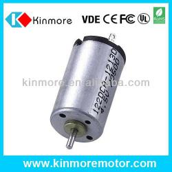 12mm Micro DC Motor With Double Shaft