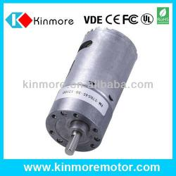 12V 200RPM DC Motor With Gear Reduction