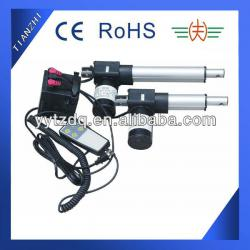 12v mini linear actuator for massage chair motor parts