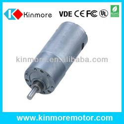 12V Motor with Gearbox