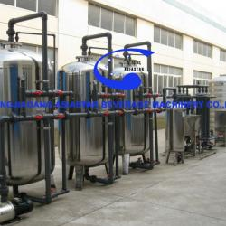 15MT/H Complete mineral water treatment system