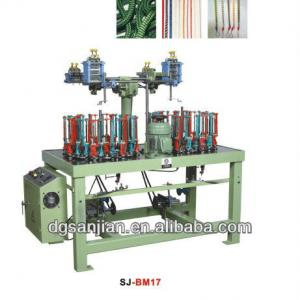 17 spindles Braiding Machine