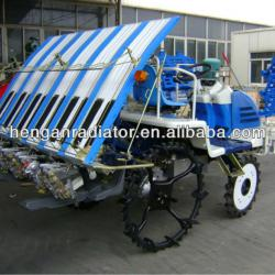 18HP 2ZG630A high speed 6 rows riding rice transplanter for sale