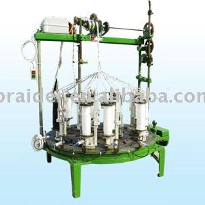 18spindle braided solid rope braiding machine