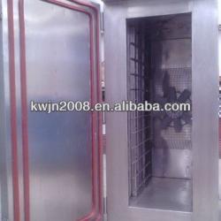 -190 C tuna stainles steel blast freezer