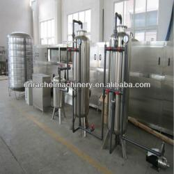 2000-4000LPH DRINK WATER TREATMENT LINE
