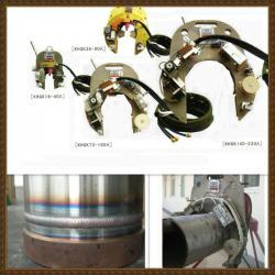 2012 Best IGBT inverter control Series orbit tube-tube automatic welding stepping motor