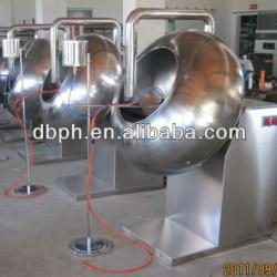 2012 best seller fully stainless steel wide output pine nuts chocolate coating machine