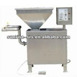 2012 hot selling gear- type sausage filling machine