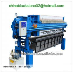 2013 good quality press filtering machine