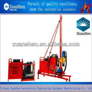 2013 hot sale hydraulic mountain drill rig