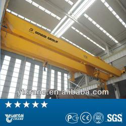 2013 Hot Sale LH Model Double Girder Overhead Crane 30ton