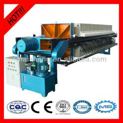 2013 Hot Sale Ore Tailing Hydraulic Membrane Chamber Filter Press!!!