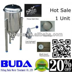 2013 Hot Sale Stainless Steel Home Brew Beer Fermenter Tank