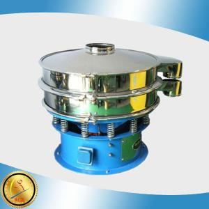 2013 hot sale three dimensional rotary vibrating screen machine for vinegar made in china