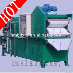 2013 Hot selling!!Belt filter for industrial water treatment
