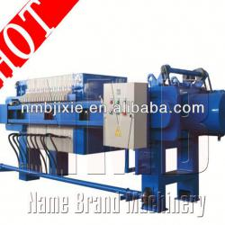 2013 Hot selling!!Waste water filter press