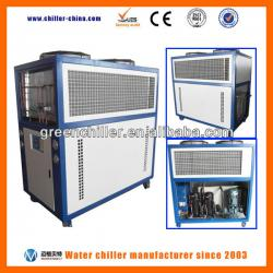 20HP Air Cooled Box Water Chillers Equipment