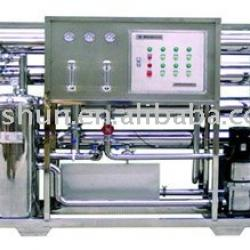 20T/H pure water Reverse Osmosis filter system