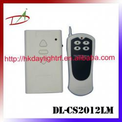 220V AC motor wireless and manual remote controller