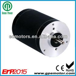 230VAC/24VDC brushless motor for electric and industrial fans