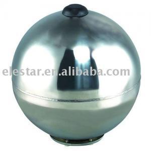 24L Round Stainless Steel Pressure Tank