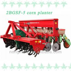 2BGSF-5 5 rows corn rotary seeder, corn seed drill including fertilizer device