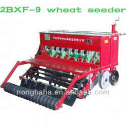 2BXF-9 9 rows rice seeder/wheat seeder/barely seed drill