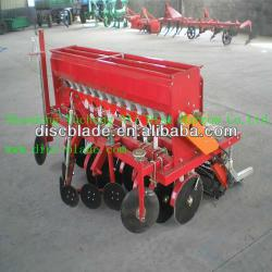 2BXF agricultural wheat seeder machine with pleasing appearance