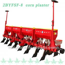 2BYFSF-8 maize/corn seeder/soybean seed drill machine, maize seeder
