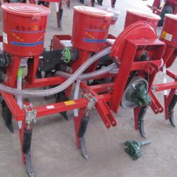 2BYQF-4H Pneumatic Precise Corn Fertilization Seeder