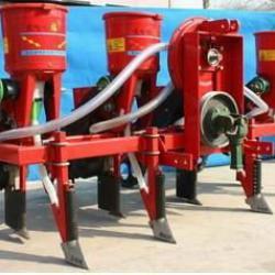 2BYQFH-4 Pneumatic Precise Corn Fertilization Seeder