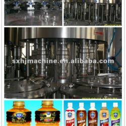 3-in-1XGF12-12-4 juice filling machine