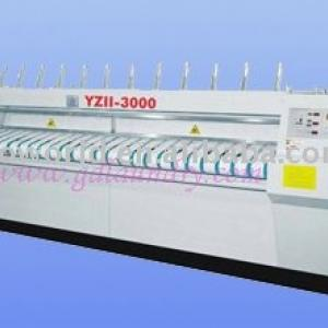 3 meter single or double type chest and roll heat flatwork ironer