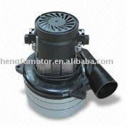 3 stage vacuum cleaner motor