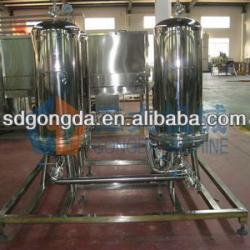 3 ton/ hour Membrane filter machine