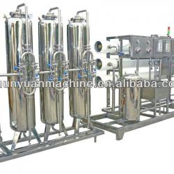 3000L per Hour Ultrafiltration Water Treatment System