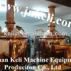 300L hotel beer equipment, restaurant beer brewing system