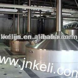 30HL turnkey microbrewery beer equipment, beer fermenting equipment