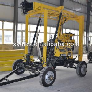 30m HOT sales Core Drilling Rig,rotary core sample drilling rig