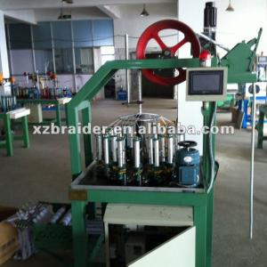 32 carrier 1 head 110 series high speed braiding machine